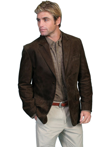 Scully 401 Men's Leather Blazer