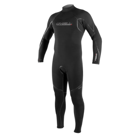 O'Neill Sector 3MM FSW Full Wetsuit Black/Black
