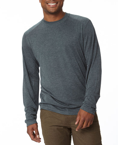 Royal Robbins Men's Mission Knit Long Sleeve Crew Sweatshirt