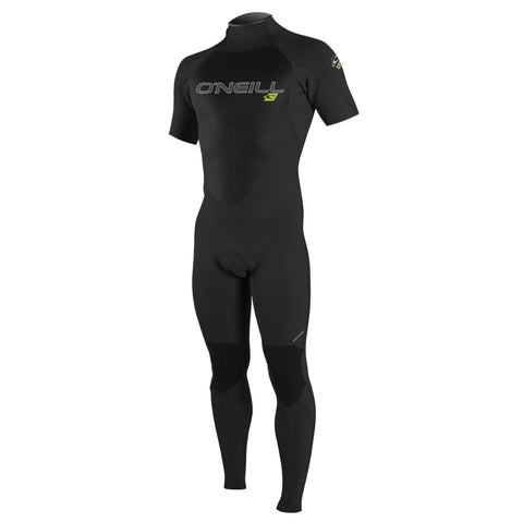 O'Neill Epic 2MM Short Sleeve Full Wetsuit Black/Black/Black