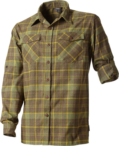 Royal Robbins Men's Boulder Plaid Long Sleeve Shirt