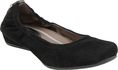 Earthies Women's Tolo Shoe Black