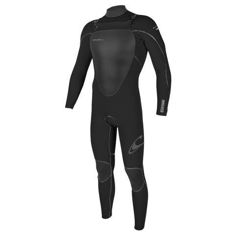 O'Neill Mutant 4/3 with Hood Full Wetsuit Black/Black