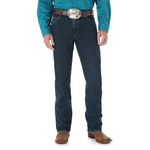 Wrangler Premium Performance Advanced Comfort Cowboy Cut® Regular Fit Jean - Dark Tint