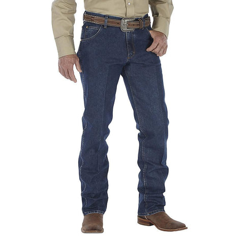 Wrangler Premium Performance Cool Vantage™ Cowboy Cut® Regular Fit Jean - DS Wash