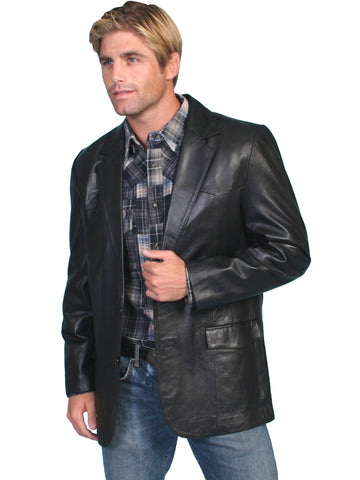 Scully 501 Men's Lambskin Blazer