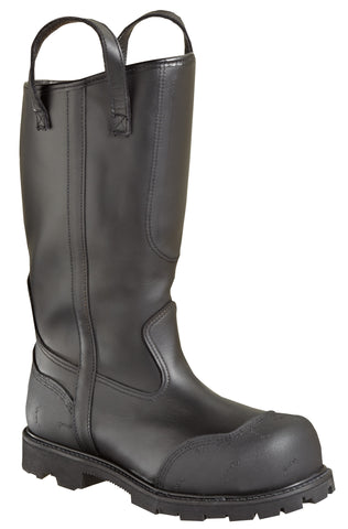 "Thorogood 504-6373 Womens 14"" Structural - Oblique Toe Bunker Boot"