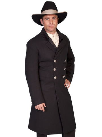 Scully 511029 Men's Double Breasted Frock Coat