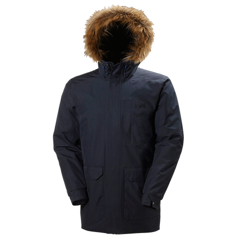 Helly Hansen Men's Dubliner Parka Navy
