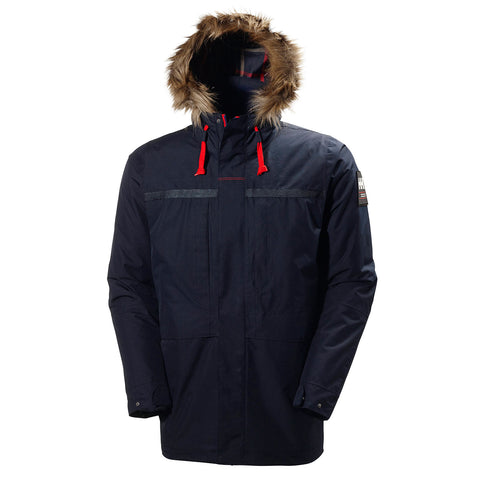 Helly Hansen Men's Coastal 2 Parka Navy