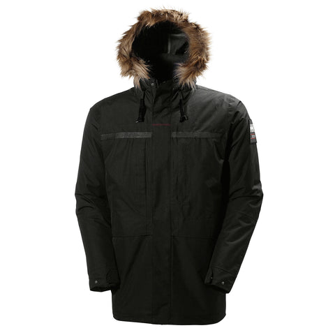 Helly Hansen Men's Coastal 2 Parka Black
