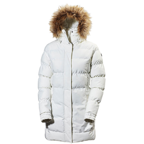 Helly Hansen Women's Blume Puffy Parka Off White
