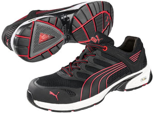 Puma Safety Men's Fuse Motion Low Shoe Red