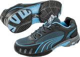 Puma Safety Women's Fuse Motion Low Shoe Blue