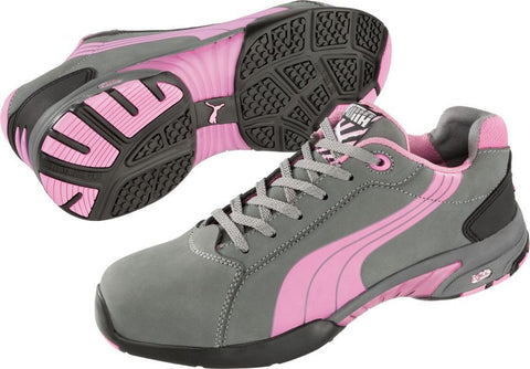 Puma Safety Women's Balance Low Shoe Pink