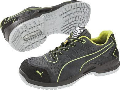 Puma Safety Women's Fuse TC Low Shoe Green