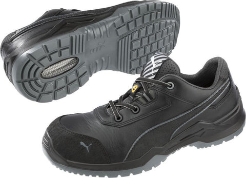 Puma Safety Men's Argon Low Shoe Black