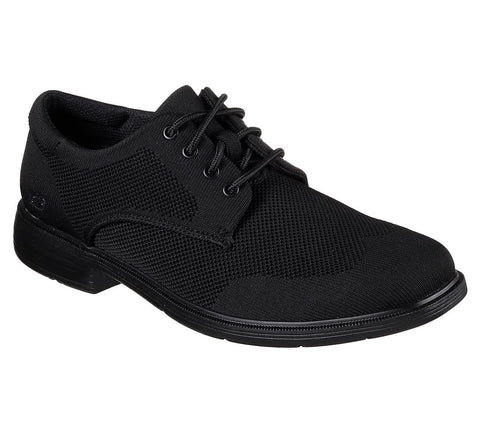 Skechers Men's Relaxed Fit®: Caswell - Aleno Shoe Black