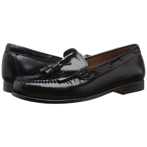 G.H. Bass & Co. Women's Washington Penny Loafer Black