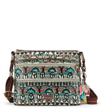 Sakroots Women's Artist Circle Basic Crossbody
