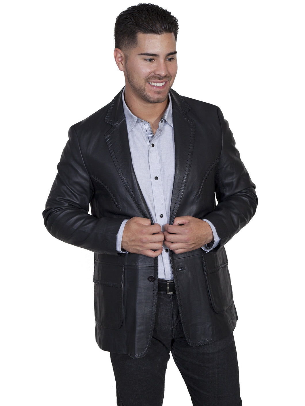 Scully 719 Men's Whip Stitch Blazer