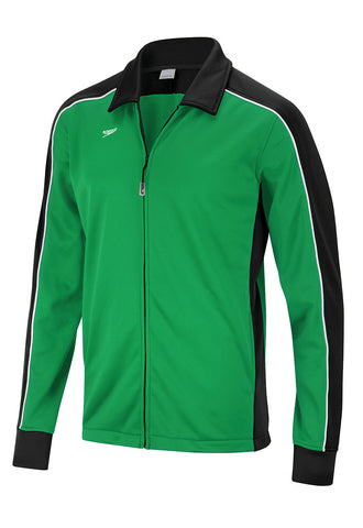 Speedo Men's Streamline Warm Up Jacket