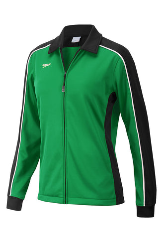 Speedo Women's Streamline Warm Up Jacket