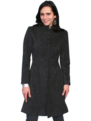 Scully 740009 Women's Chenille Hertiage Coat