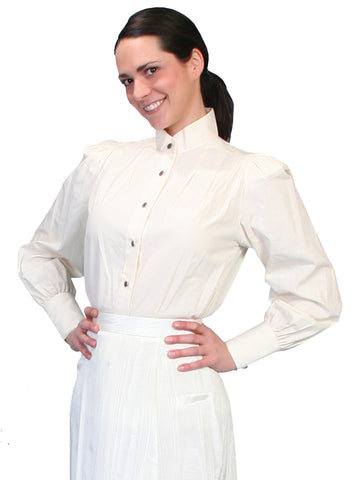 Scully 775221 Women's Victorian Style Blouse