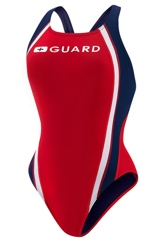 Speedo Women's Guard Quark Splice Pulse Back ( Adult )