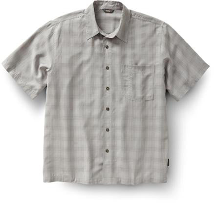 Royal Robbins Men's San Juan Plaid Short Sleeve