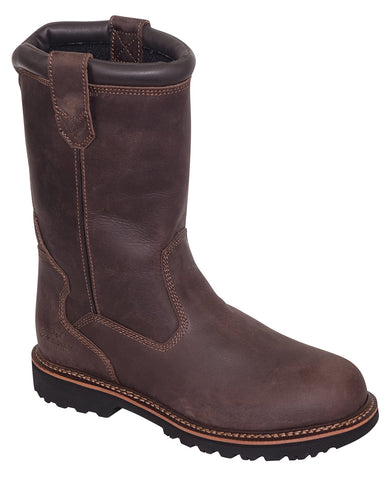 "Thorogood 804-4281 Men's V-Series 11"" Safety Toe Wellington Boots"