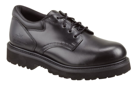 Thorogood 804-6449 Unisex Classic Leather Academy Oxford Safety Toe