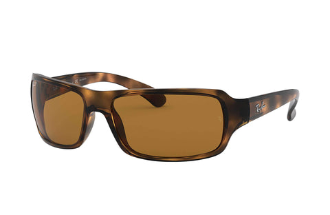 Frame Color: Tortoise / Lense Color: Polarized Brown Classic B-15