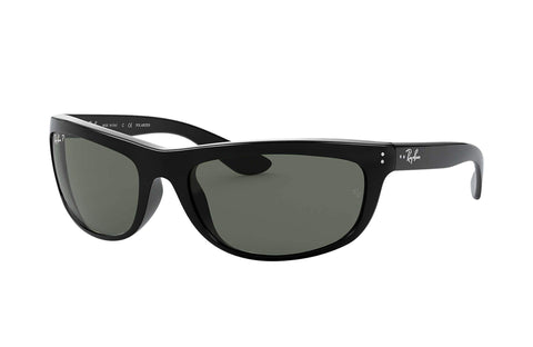 Frame Color: Black / Lense Color: Polarized Green Classic G-15