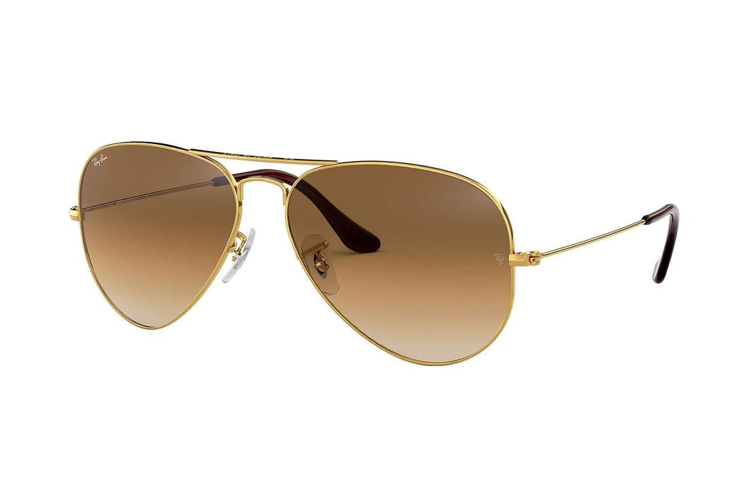 Frame Color: Gold / Lense Color: Light Brown Gradient
