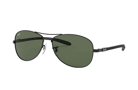 Frame Color: Black / Lense Color: Dark Green