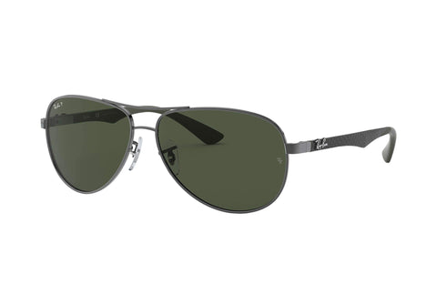 Frame Color: Gunmetal; Grey,Green / Lense Color: Polarized Green Classic G-15