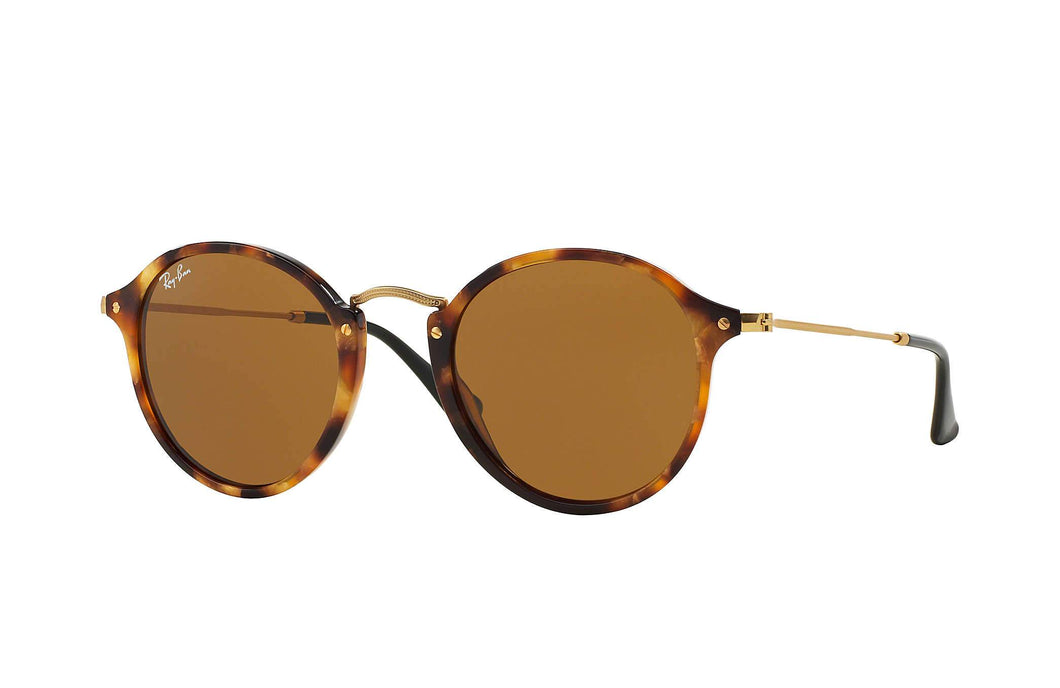 Frame Color: Tortoise; Gold / Lense Color: Brown Classic B-15