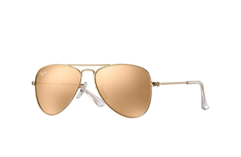 Frame Color: Gold / Lense Color: Copper Mirror