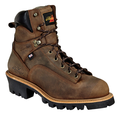 "Thorogood 814-3566 Mens 6"" Waterproof, Non-Safety Boot"