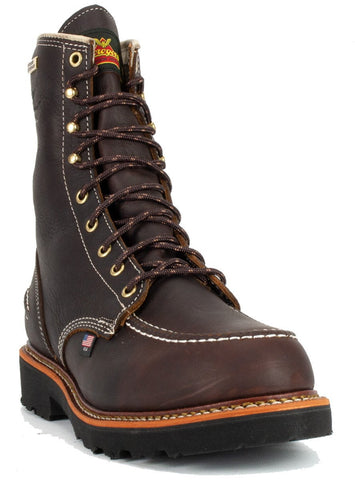 3a2972e8453 Thorogood 814-4141 Men's 1957 Series - Flyway USA 8
