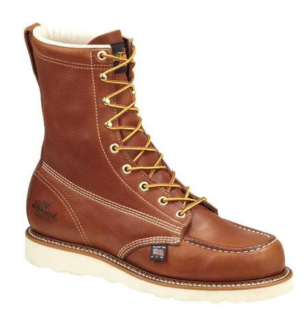 "Thorogood 814-4201 Mens 8"" Moc Toe - Non-Safety Boot"