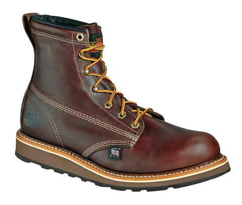 "Thorogood 814-4516 Mens 6"" Plain Toe Sport Boot (Non-Safety)"