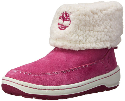 Timberland Kid's Winterfest Mid Boots Pink