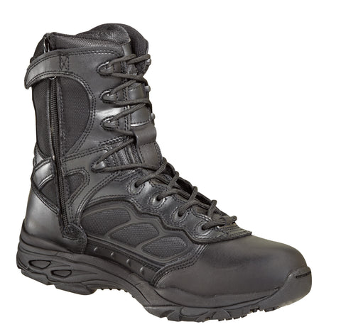 "Thorogood 834-6528 Mens 8"" ASR Ultra Light Side Zip Tactical"