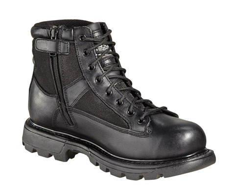 "Thorogood 834-6991 Unisex 6"" GEN-flex2 Trooper Side Zip Boot"