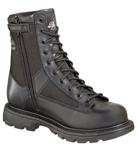"Thorogood 834-7991 Unisex 8"" GEN-flex2 Waterproof Side Zip Trooper Boot"