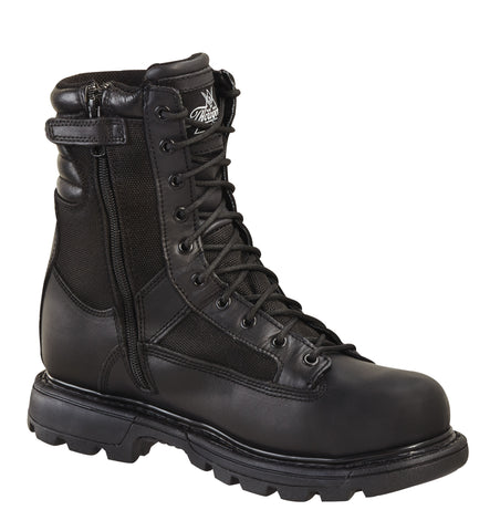 "Thorogood 834-7992 Unisex 8"" Trooper Side Zip Insulated Boot"
