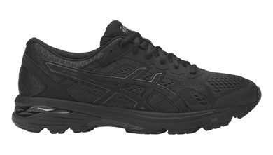 ASICS Men's GT-1000™ 6 (Extra Wide) Running Shoe - Black/Black/Silver